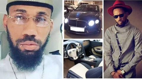 """He left all this Behind""- See Phyno Mansion, and Cars he left behind to Protest #ENSARS#. (Photos)"