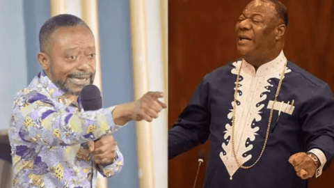I Told Duncan Williams The Truth: I Can't Take Money To Change Election Results – Rev. Owusu Bempah