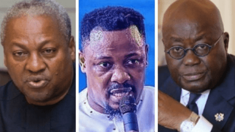 He Will Not Live to See 7th December Elections, Prophet Nigel Gaisie reveals