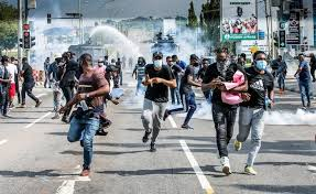 EndSARS Protest Turns Bloody As Army Opens Fire On Protestants