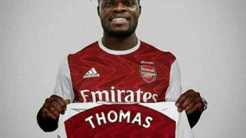 Thomas Partey joins Arsenal from Atlético Madrid for €50m