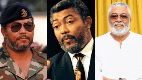 List Of Rawlings' Achievements During His Time As President Of Ghana