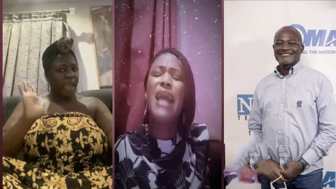 Daughter of Kennedy Agyapong goes after Tracey Boakye
