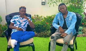 Shatta Wale And I Are Not Enemies-Stonebwoy