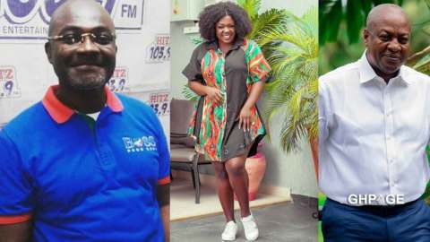 What Ken Agyapong said about the alleged Tracey Boakye & JM affair that made Tracy insult him