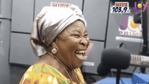 I'll lock up homosexuals in holes when voted as President – Akua Donkor