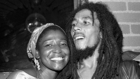 SAD NEWS: Rita Marley, the wife of Bob Marley allegedly passes on at 74.
