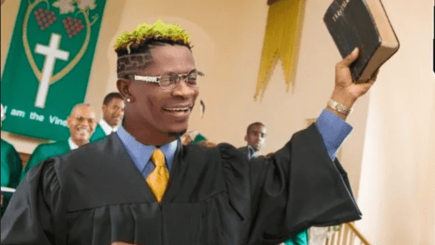 Shatta Wale is destined to become a powerful prophet will become a prophet – Sayeth man of God