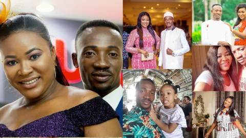 Actor Salinko Shares Adorable Photos Of His Family Check It Out For Yourself
