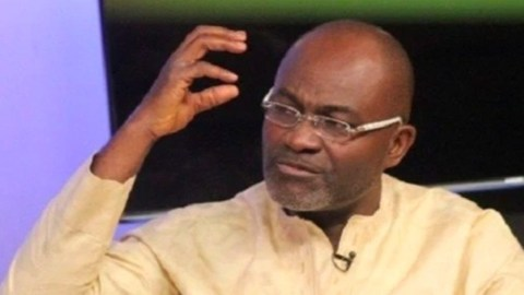 'I'm proud of you. If it wasn't for wisdom you would not have made it' – Kennedy Agyapong