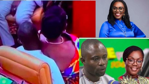 I was focused even though a nice lady was sitting on me – Honorable Kwabena Mintah Akandoh