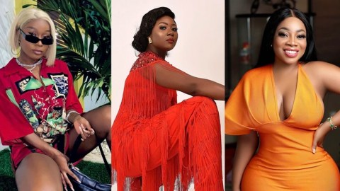 Photos: Meet The Top 7 Pretty & Hottest Celebrities In Ghana Today