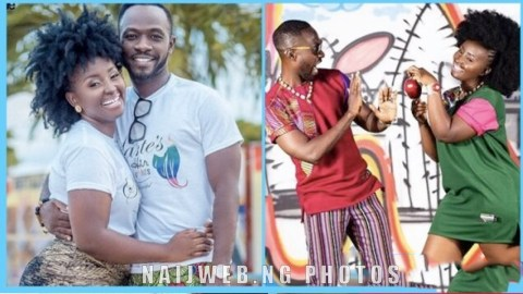 Okyeame Kwame Læks A Video He Wanted To L!ck Her Wife (watch)