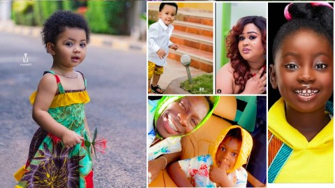 Meet Top 10 Celebrities Cute And Adorable Kids You Should Know. See Photos.