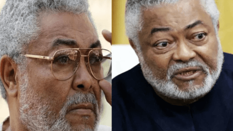 10 Photos Of Jerry John Rawlings That Will Definitely Make You Cry