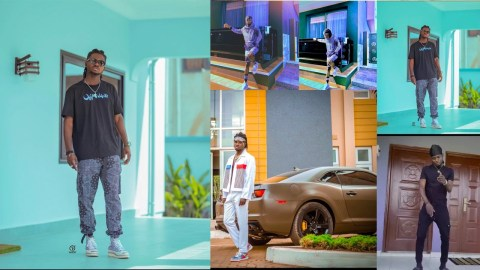 Kwame Eugene Puts His House On Display: Check It Out