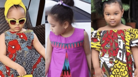 Photos: These dresses for kids are cute and attractive