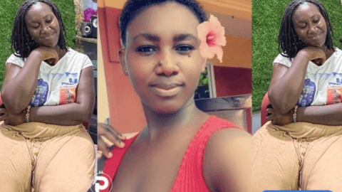 No Wonder Funny Face Loves 'Doggy Style', Ghanaians React As Curvy Photos Of His Baby Mama, Vanessa Drop Online