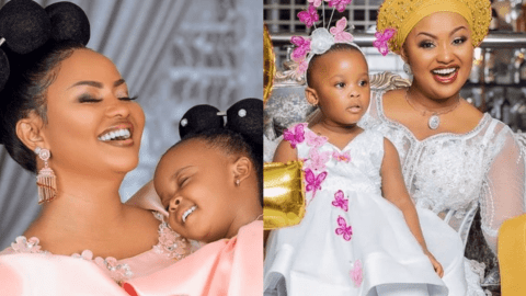 Adorable: See the lovely photos of McBrown's family