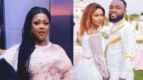 Mona Gucci reveals details of how McBrown's husband impregnated his wife's friend