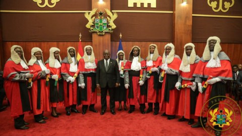 Sad News For NPP As Supreme Court Hits Them With A Ban On One Of Their Lawyers