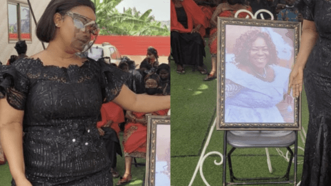 Life Is Too Short, Live Your Life – Nana Mcbrown Speaks As She Sadly Mourns A Loved One