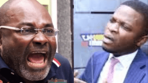 Kennedy Agyapong finally puts Sammy Gayamfi in 'trouble' for making this serious claim