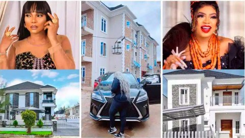 Checkout 8 Nigerian celebrities with the most expensive and beautiful mansions