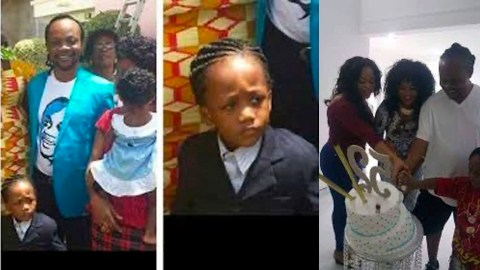 Meet the children of Daddy Lumba with two wives