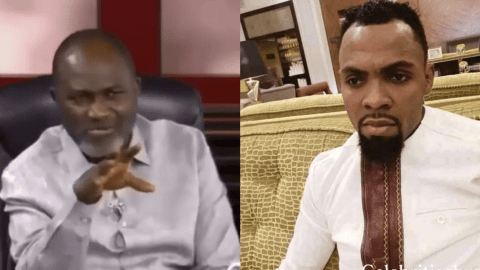 """You have to be careful, else I'll expose you""- Kennedy Agyapong warns Rev Obofour."