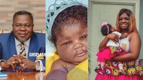 """Tears Flow as Tracey Boakye Loses Her 3rd """"Osikaniba"""" Daughter"""