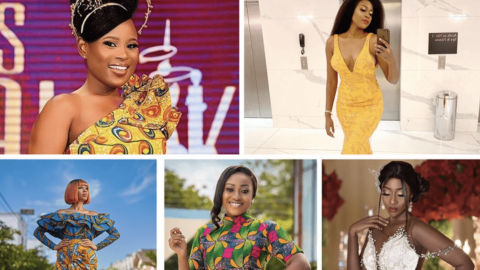 From beauty pageantry to celebrity status: Five celebrities who are former beauty pageants.