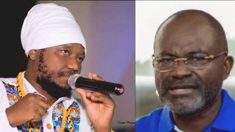 VIDEO: Ken Agyapong Will Go To Heaven Whiles Some Pastors Go Straight To Hell – Blakk Rasta