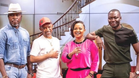 United Showbiz: How Much A Pundit Is Paid Per Show By Fada Dickson Revealed