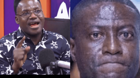 Prophet Amoako Atta Reportedly Sacks Captain Smart From His Church ; Warns Him Never To Come Close.