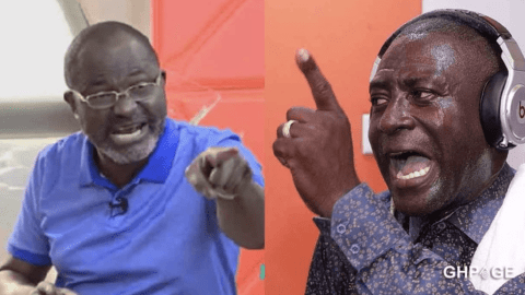 Captain Smart Fires Kennedy Agyapong Again; Spills The Beans On GHC 100m Failed Contract.