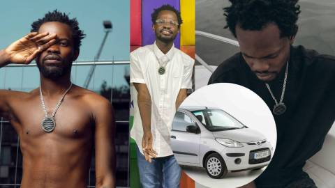 The Price of my Chain can buy Uber Car for some Street boys – Fameye Brags