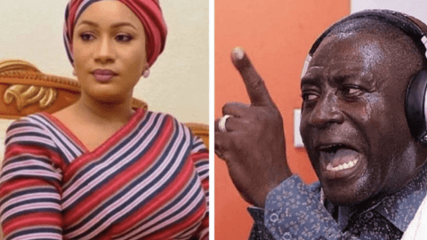 Captain Smart Exposes Samira Bawumia After She Called To Beg Him
