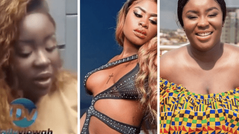 """""""I Have Done Nothing To My Body And Stop Comparing Me To Yaa Jackson"""" – Maame Serwaa Clear The Air"""