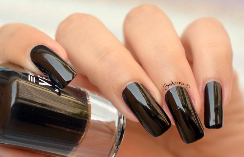 BEAUTY NAILS DARK VELVET 3