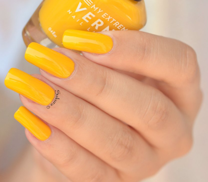 BEAUTY NAILS LEMON TREE 2