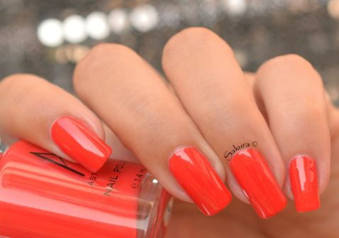 ASTRA NAILS RED 6