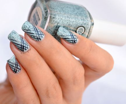 NAIL ART STAMPING STRIE 2