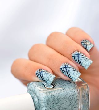 NAIL ART STAMPING STRIE 6