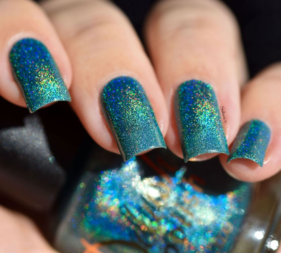 DELUSH POLISH KEEP AND OCEAN MIND
