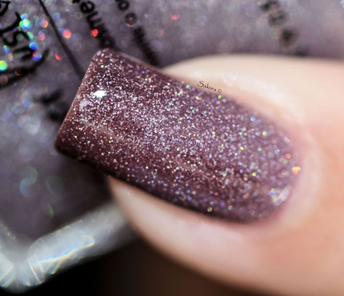 LACQUER LUST FROZEN HOT CHOCOLATE 5