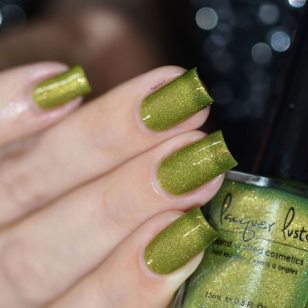 LACQUER LUST LADY LUCK 7