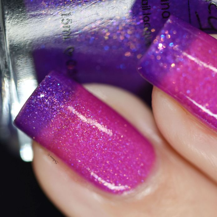LACQUER LUST SYNERGY 7