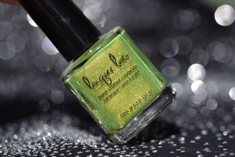NEWS LACQUER LUST 9