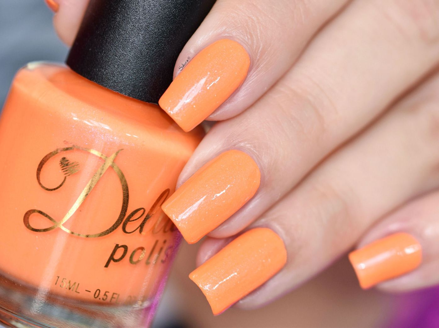 DELUSH POLISH ALL SUN & GAMES 2